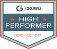 G2 High Performer Badge
