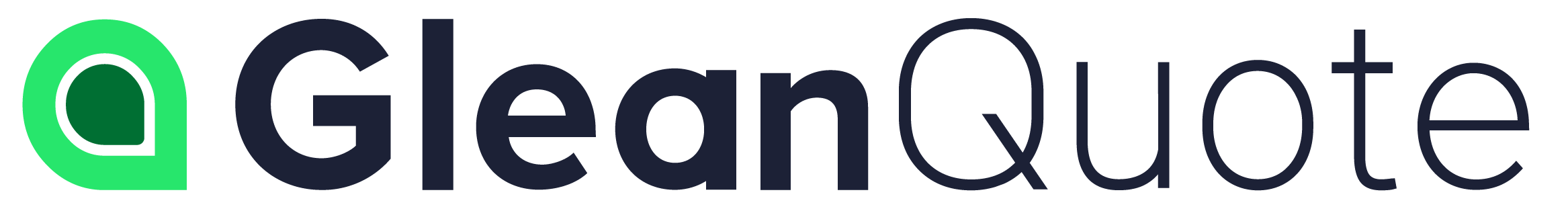 GleanViews logo